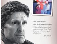 Mike Babcock thanks Red Wings fans in full-page ad