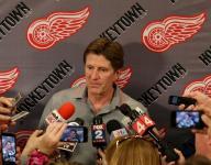 Babcock says good-bye in Detroit