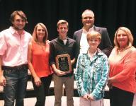 Alexander wins Holsted award