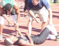 Zeandre Floyd injures hamstring, dashing title hopes