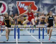 City High's Sarah Plock champion in 400 hurdles again