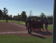 Gibsonburg vs Oak Harbor softball