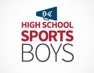 Friday's high school boys results