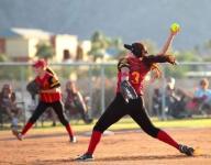 Palm Desert softball upsets LQ, keeps DVL race alive