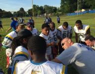 Alumni young and old shine at North Side football game