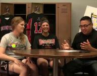Hortonville softball featured on Varsity Roundtable