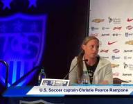 VIDEO: Christie Rampone Tribute