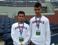 Arlington tennis duo falls in state quarterfinal