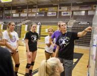 Desert Hills volleyball coach Jill Swaney steps down
