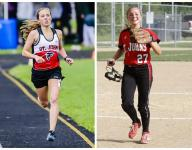 St. Johns twins chasing titles in different sports