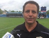 DeWitt soccer coach speaks on district championship