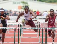 Track: After prom, gold for Matawan's Bowie, Isaacson