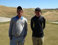 Sibling rivalry boosts Bay Port golf team