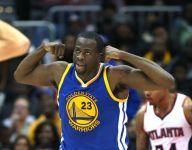 Athlete Look Back: Warriors star Draymond Green had Brady-like arm in high school