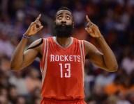 Athlete Look Back: Houston Rockets star James Harden