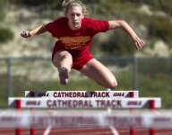 A year later, California hurdler earns gold medal when winner is retroactively disqualified