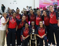 U.S. Women's U16 team dominates Mexico to take home bronze medal