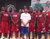 VIDEO: Holy cow, the USA Select team was absolutely dominant at Adidas Eurocamp