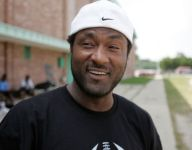 Andre Rison's son, Hunter, follows in dad's footsteps; commits to Michigan State