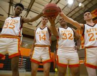 Check out Corona del Sol's amazing throwback hoops shorts