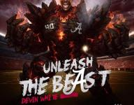Alabama's latest recruiting photoshop job is taken straight out of Stan Lee's sketchbook