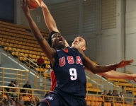 Josh Jackson leads Team USA with double-double in U19 Word Championship opener