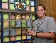 Neumann-Goretti receives Super 25 championship banner; coach Andrea Peterson honored