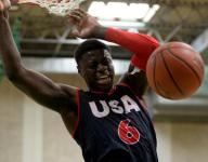 Rawle Alkins leads U.S. Select to a 3-0 record at adidas EuroCamp in Italy