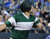 Record 8,126 watch Prosper -- led by father of Cardinals' Matt Carpenter -- to Texas state title