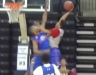 Top 20 guard Frank Jackson throws down poster dunk at NBPA Top 100 camp