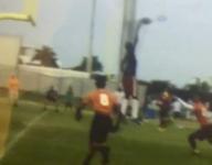 VIDEO: D.J. Matthews made a pair of preposterous Odell Beckham-like grabs