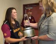 Rachel Garcia wins Gatorade National Softball Player of the Year