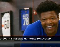 Denver South Terriek Roberts: a football superman
