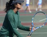 Novi nets top-10 finish at state finals