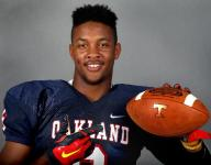 Oakland's Oliver ready to prove himself at UT