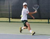 Linn-Mar ends Iowa City West's boys' tennis reign