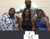 Greer High track athlete signs with S.C. State