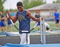 HSE high jumper goes from couch to medal stand in 3 1/2 months