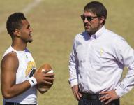 Former ASU QBs' paths cross again on high school field