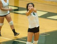 Slow start undoes Rams volleyball in playoffs