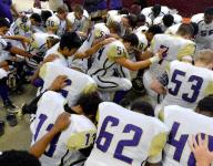 Ohio high school under fire for postgame prayer after playoff games