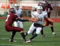 Football roundup: Rice wins battle against Bellows Falls