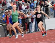 State track rookies: No time for nerves