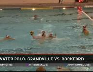 Rockford boys water polo wins big over Grandville