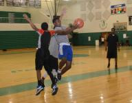Brown conducts inaugural hoops camp to eager youth
