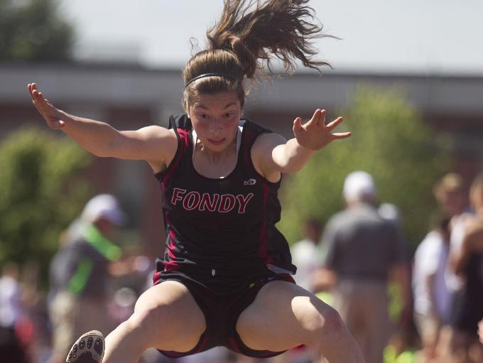 Day 2 of the WIAA state track and field meet | USA TODAY ...