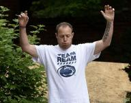 Ex-NFLer Tim Shaw fights ALS: 'What I see is a lot of hope'