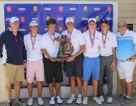 Detroit Catholic Central golf dominates in Division 1