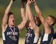 Jaguars claim elusive title in 1,600 boys relay