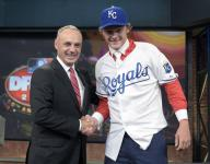 Cathedral's Russell chosen by Royals in MLB draft